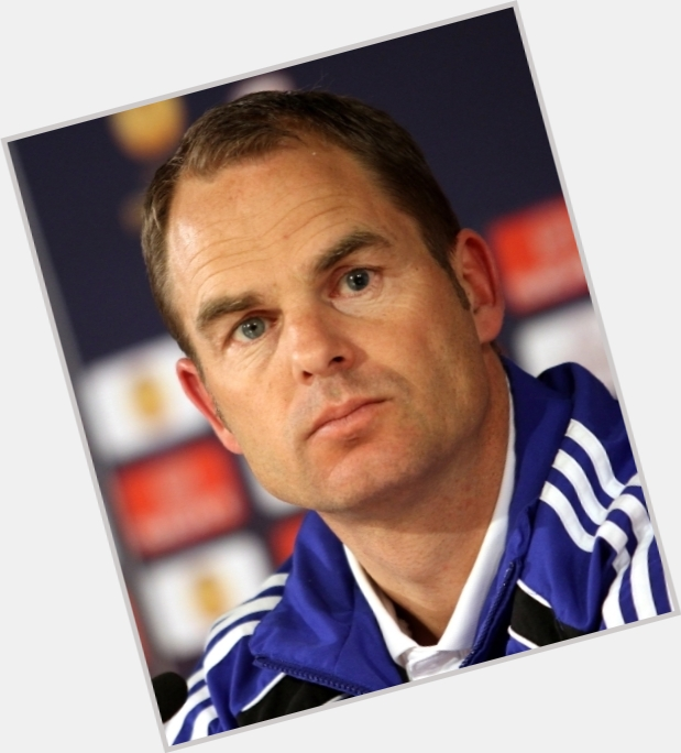 Frank de Boer birthday 2015