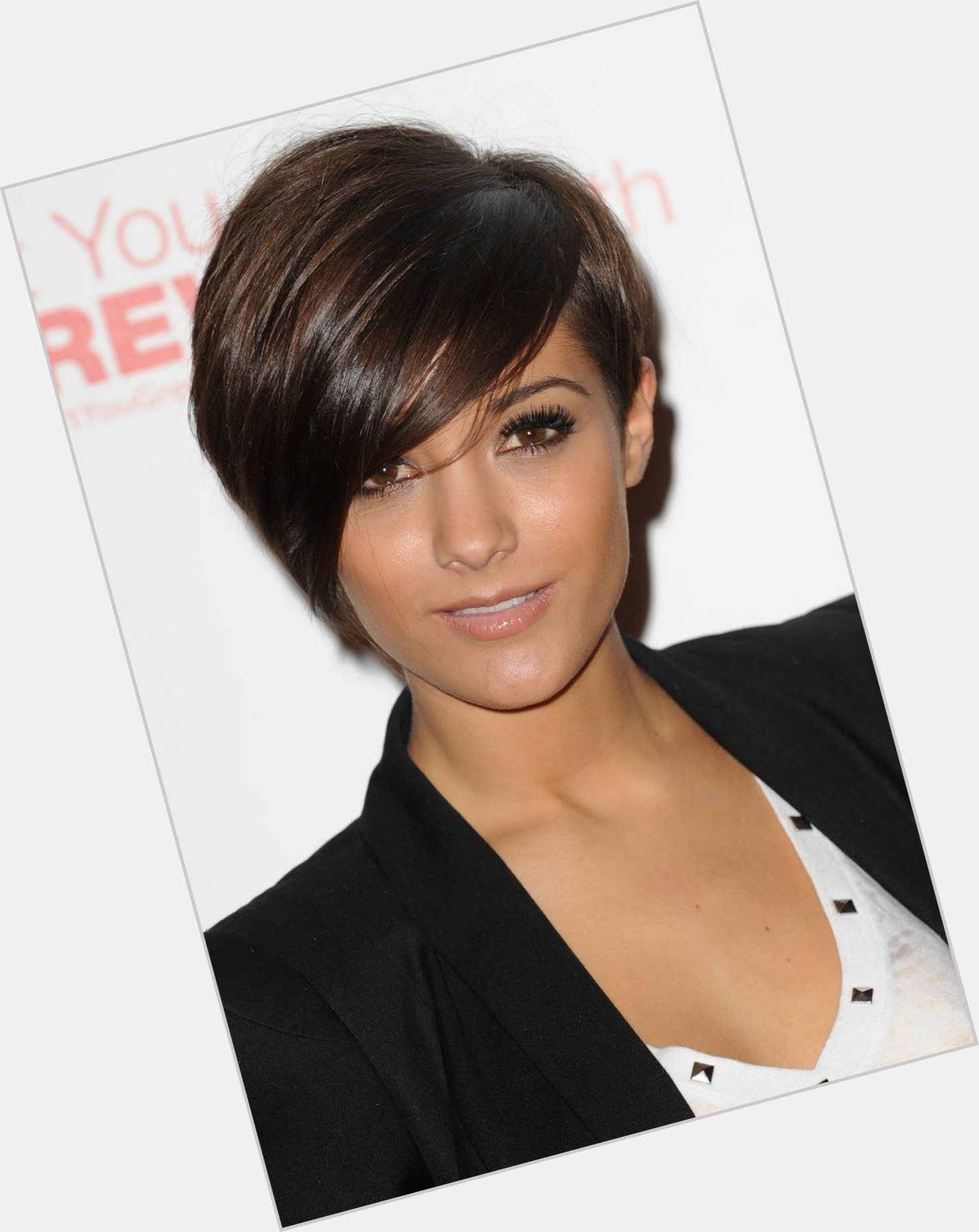 Frankie Sandford birthday 2015