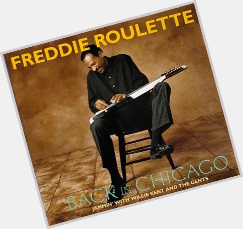 Freddie Roulette birthday 2015