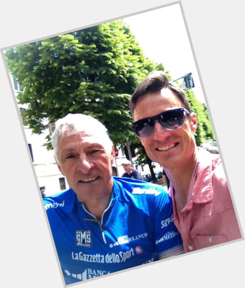 "<a href=""/hot-men/francesco-moser/is-he-tall"">Francesco Moser</a> Athletic body,  salt and pepper hair & hairstyles"