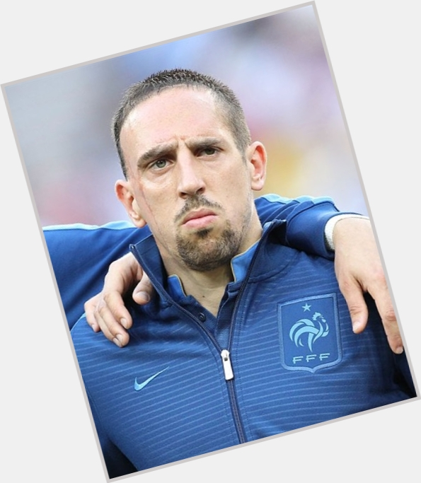 Franck Ribery birthday 2015