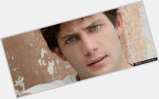 Gabriel Coronel light brown hair & hairstyles Athletic body,
