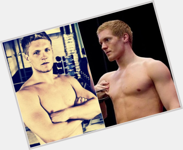 Gabriel Landeskog blonde hair & hairstyles Athletic body,