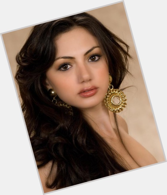 MU Beauty of the Day: Miss Lebanon | Starmometer  |Gabrielle Bou Rached Wedding