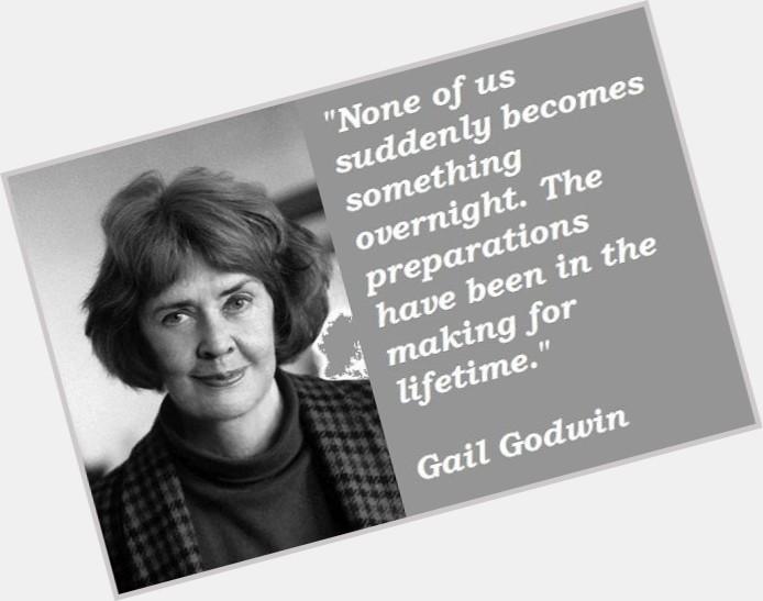 Gail Godwin dating 2