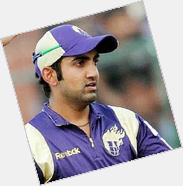 Gautam Gambhir new pic 1