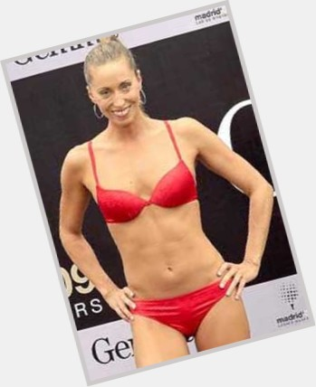 """<a href=""""/hot-women/gemma-mengual/where-dating-news-photos"""">Gemma Mengual</a> Athletic body,  blonde hair & hairstyles"""