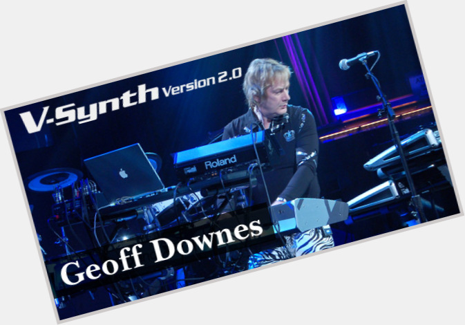 Geoff Downes birthday 2015