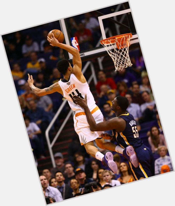 Gerald Green birthday 2015