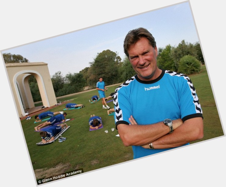 Glenn hoddle disabled dating