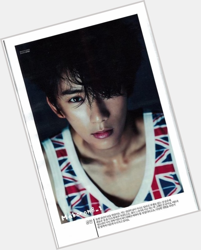 Gongchan full body 3