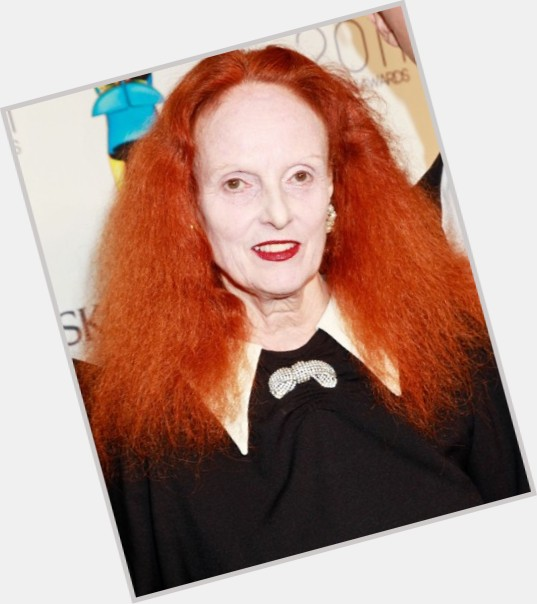 Grace Coddington birthday 2015