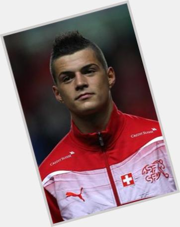 Granit Xhaka birthday 2015