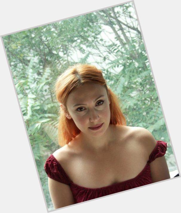"""<a href=""""/hot-women/gulcin-santircioglu/where-dating-news-photos"""">Gulcin Santircioglu</a> Average body,  red hair & hairstyles"""