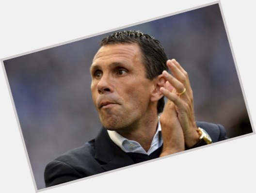 Gus Poyet birthday 2015