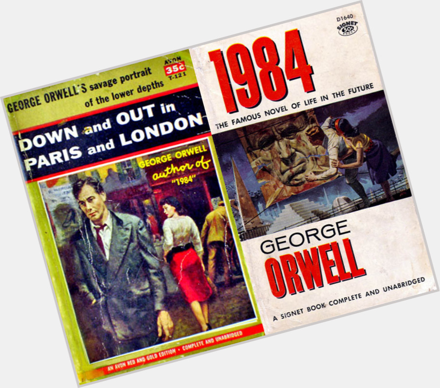 "<a href=""/hot-men/george-orwell/is-he-british-died-1984-warning-coward-racist"">George Orwell</a>"