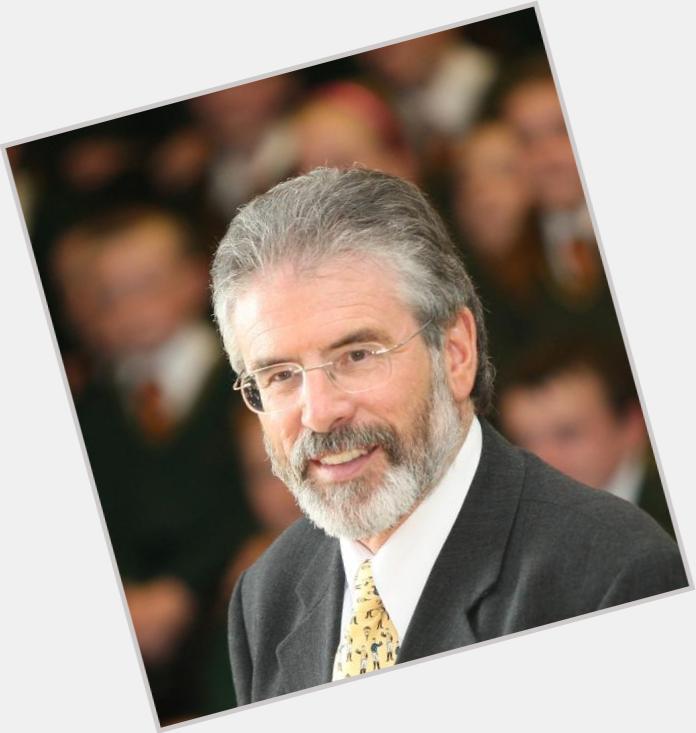 Gerry Adams birthday 2015