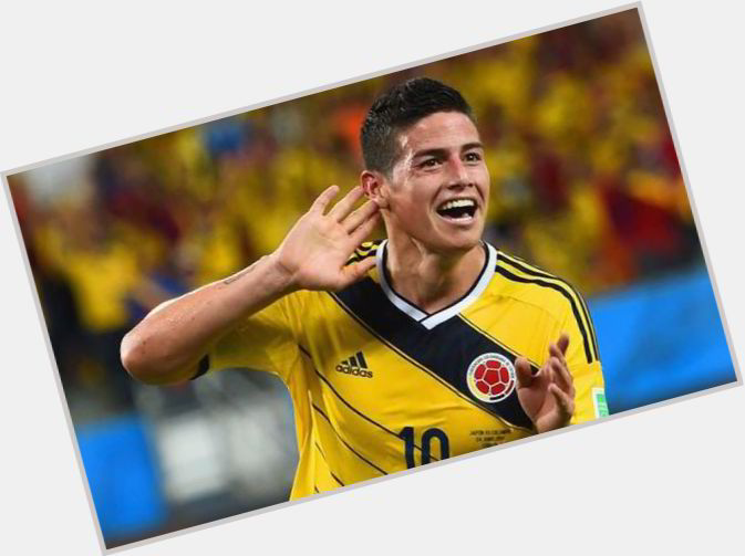 James Rodriguez birthday 2015