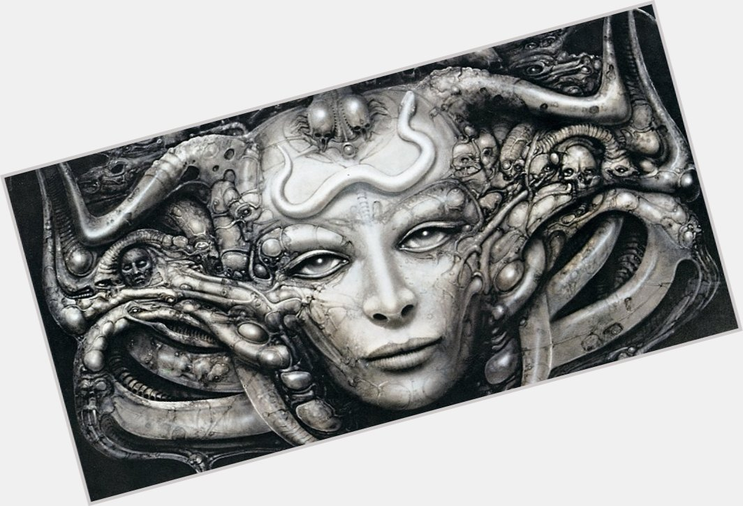 H.R. Giger birthday 2015
