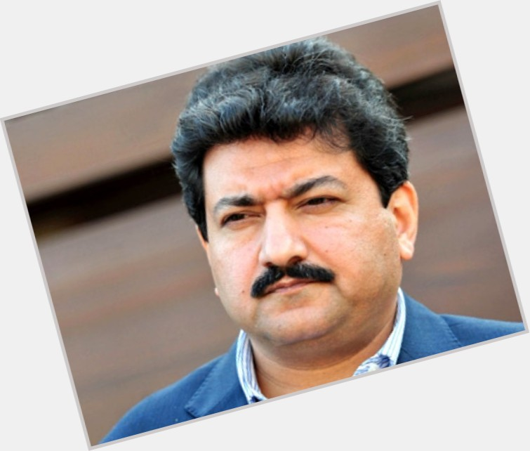 Hamid Mir birthday 2015