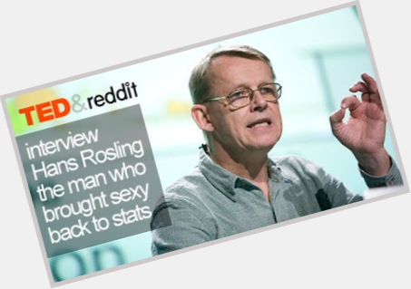 "<a href=""/hot-men/hans-rosling/where-dating-news-photos"">Hans Rosling</a> Average body,  dark brown hair & hairstyles"