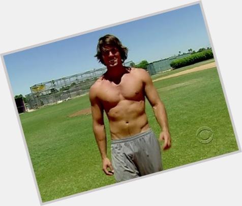 "<a href=""/hot-men/hayden-moss/where-dating-news-photos"">Hayden Moss</a> Athletic body,  light brown hair & hairstyles"