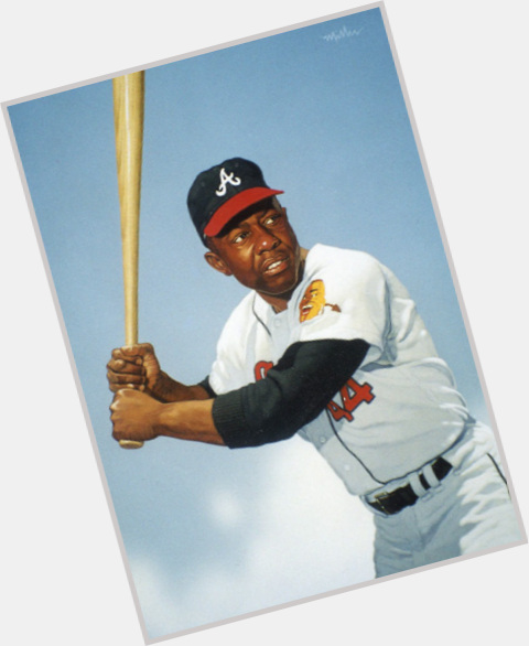 Henry Hank Aaron birthday 2015