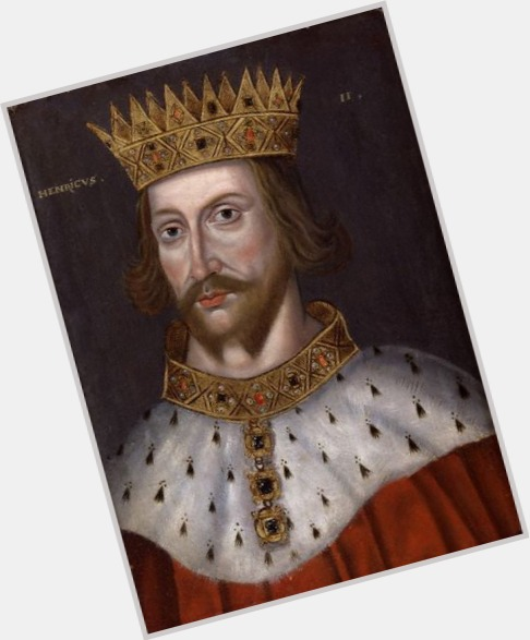 """<a href=""""/hot-men/henry-ii-of-england/is-he-why-important"""">Henry Ii Of England</a> Average body,  red hair & hairstyles"""