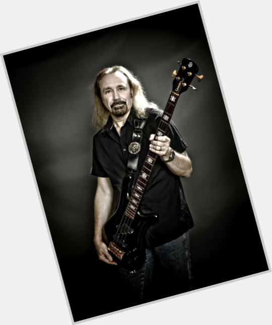 Ian Hill birthday 2015