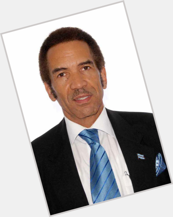 Ian Khama birthday 2015