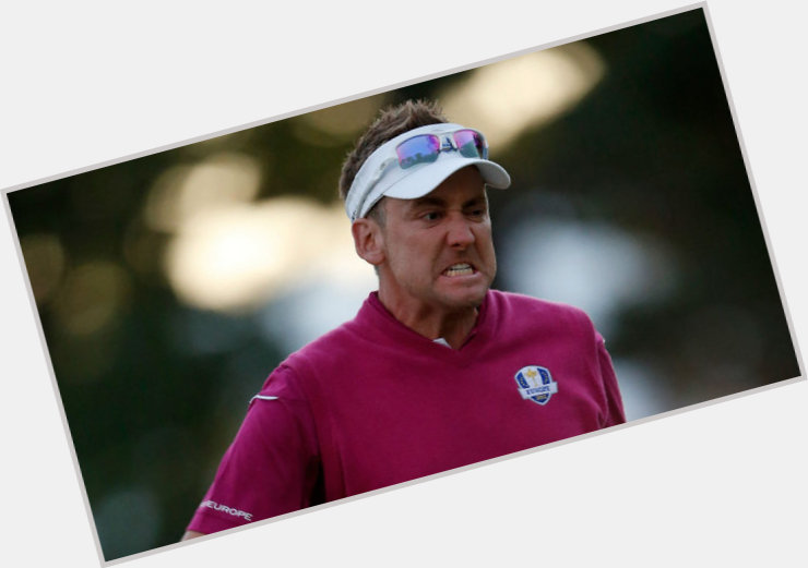 Ian Poulter new pic 1