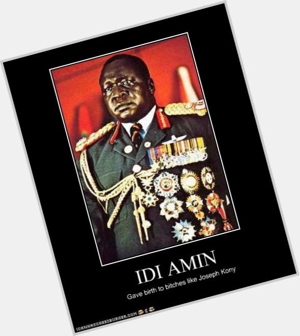 "<a href=""/hot-men/idi-amin/where-dating-news-photos"">Idi Amin</a> Large body,  black hair & hairstyles"