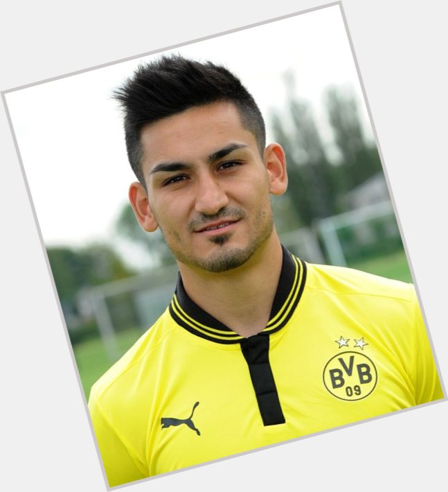 Ilkay Gundogan birthday 2015
