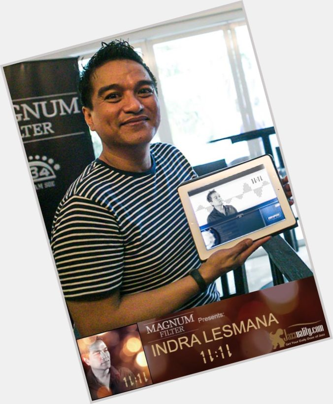 Indra Lesmana birthday 2015