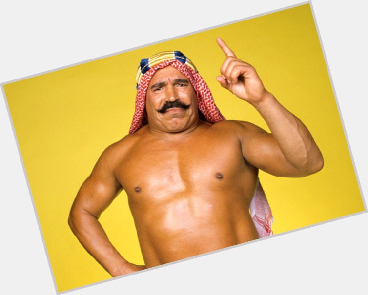 Iron Sheik dating 2