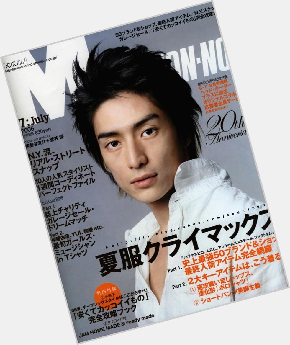Iseya Yusuke birthday 2015