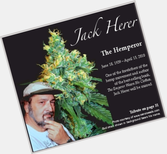 Jack Herer birthday 2015