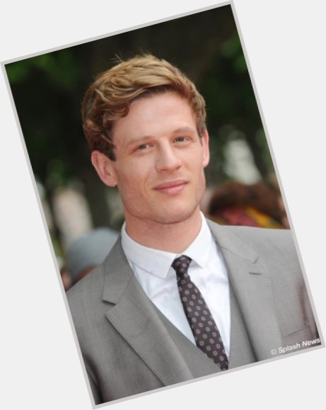James Norton light brown hair & hairstyles Athletic body,