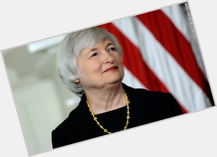 Janet Yellen birthday 2015