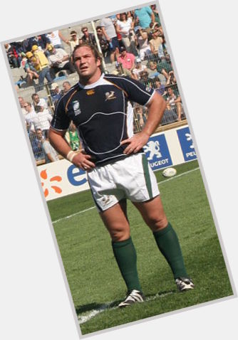 Jannie du Plessis birthday 2015