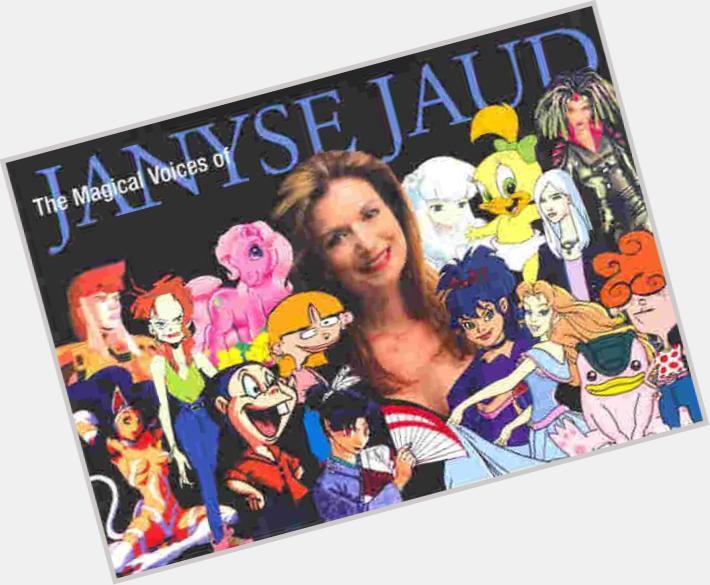 Janyse Jaud birthday 2015