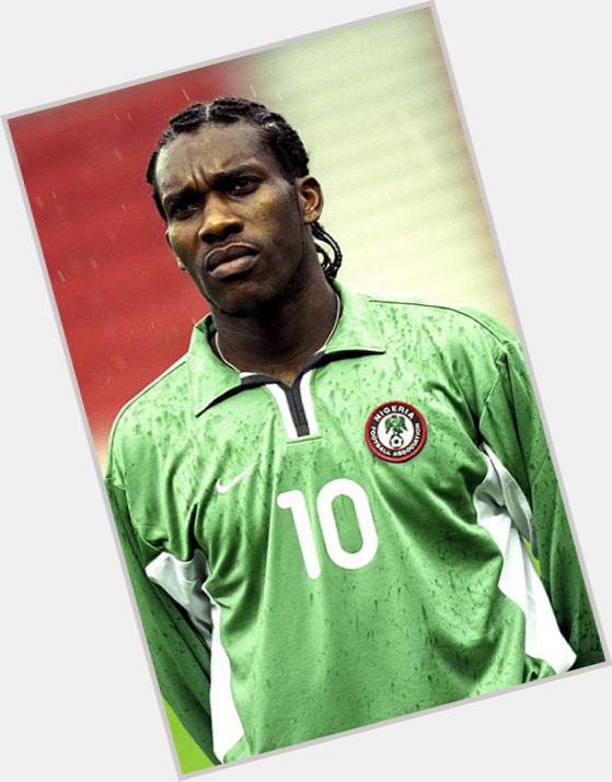 Jay Jay Okocha new pic 1