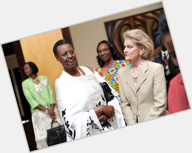 Jeannette Kagame body 5