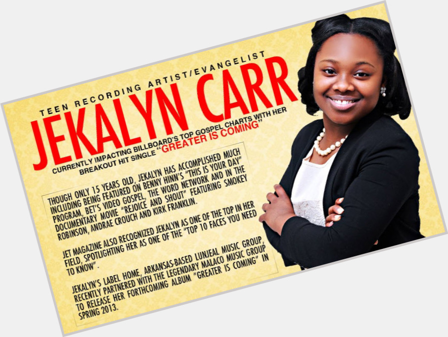 Jekalyn Carr birthday 2015