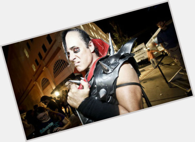 Jerry Only birthday 2015