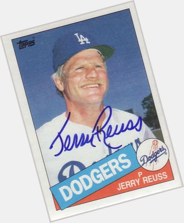 Jerry Reuss birthday 2015