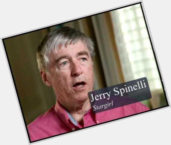 Jerry Spinelli birthday 2015