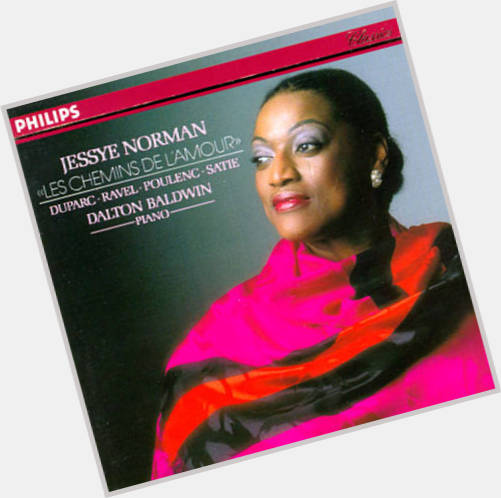 Jessye Norman marriage 3