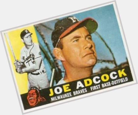 "<a href=""/hot-men/joe-adcock/where-dating-news-photos"">Joe Adcock</a> Athletic body,  grey hair & hairstyles"
