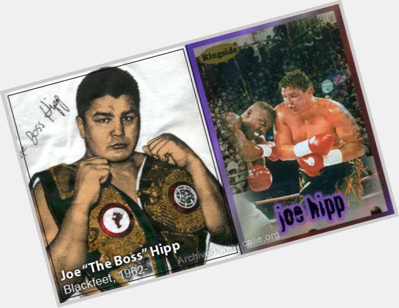 Joe Hipp birthday 2015